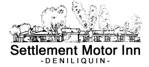 Settlement Motor Inn Accommodation - Deniliquin NSW